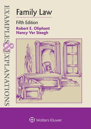 Examples explanations for family law.